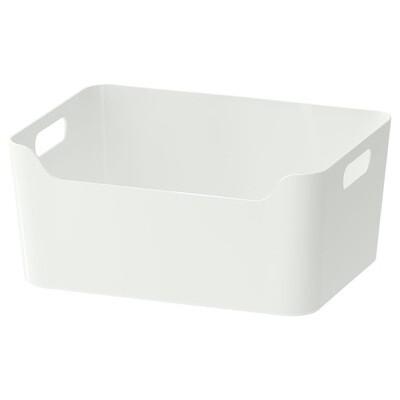 VARIERA BOX WHITE 34X24CM