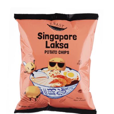 F.EAST SINGAPORE LAKSA POTATO CHIPS