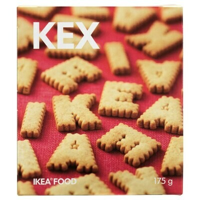 IKEA KEX BISCUIT FOR KIDS