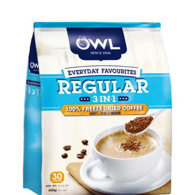OWL 3 IN 1 INSTANT COFFEE