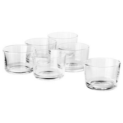 IKEA 365+ GLASS, CLEAR 18 CL