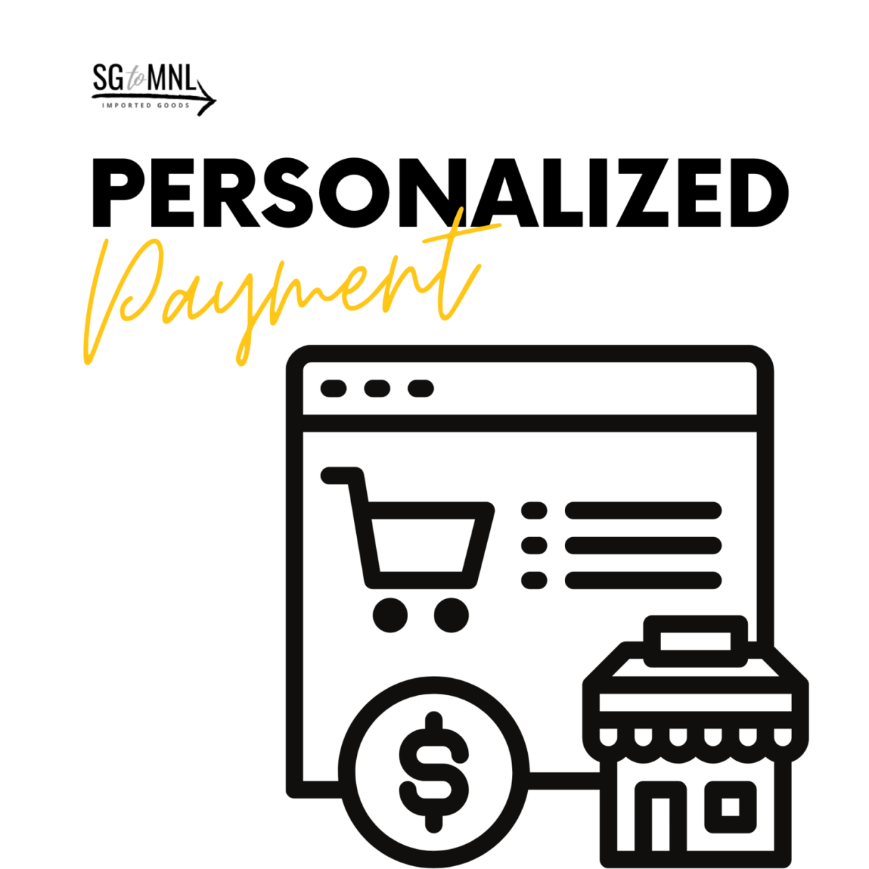PERSONALIZED PAYMENT