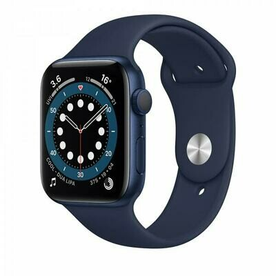 APPLE WATCH SERIES 6 GPS 44MM DEEP NAVY