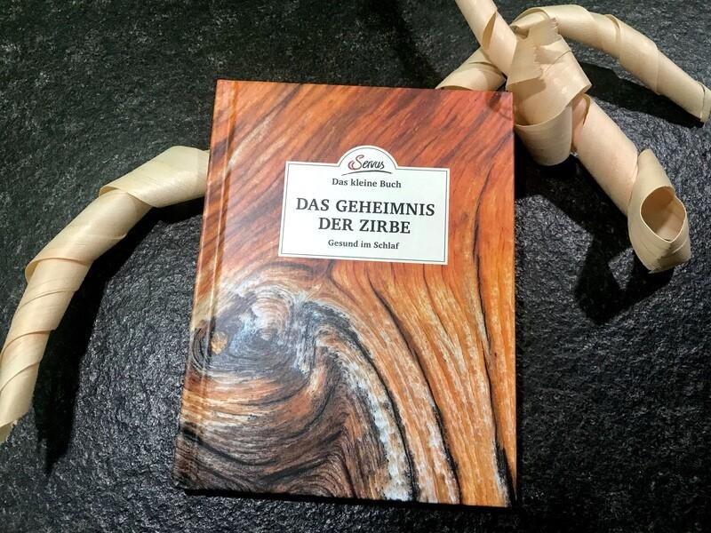 Das Geheimnis der Zirbe (Buch)