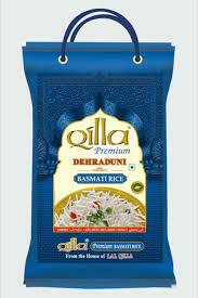 Basmathi Quilla Premium Rice 10lbs