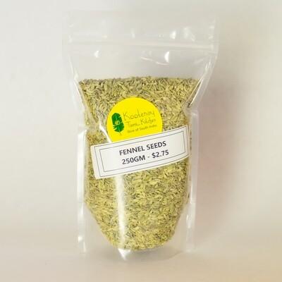 Fennel seed 250g