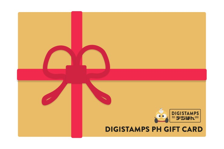 Digistamps Gift Card