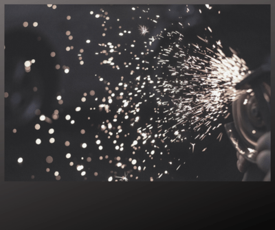 Sparks Fly- Industrial Images