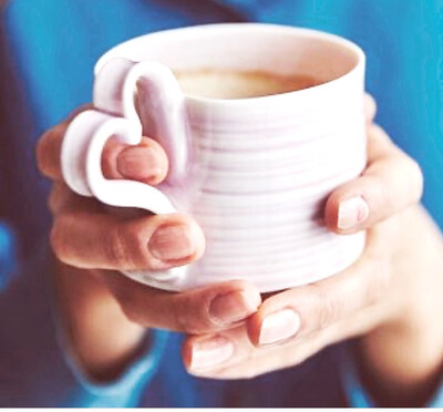 Make A Clay 💗 Mug              1/29/21-5:30-6:30pm