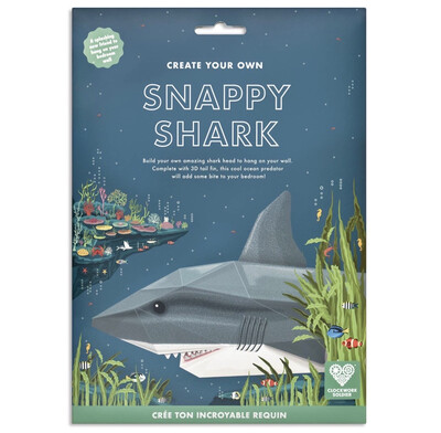 Build A SNAPPY Shark