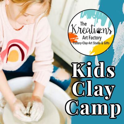 Kids Clay Camp