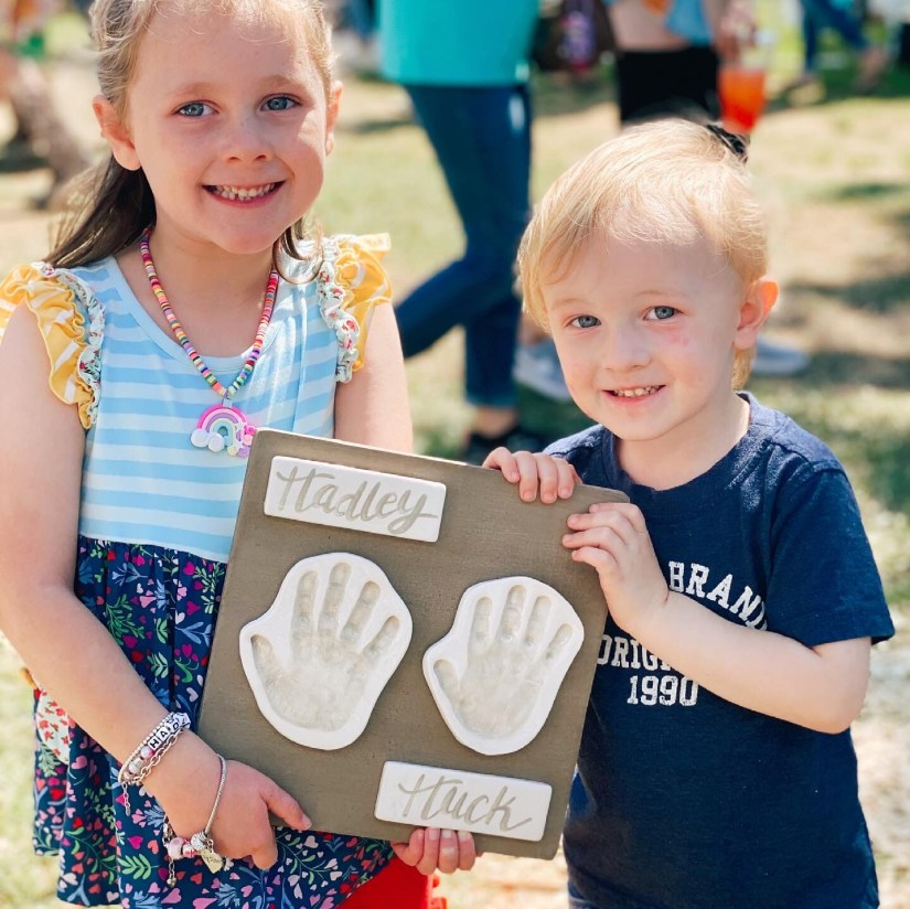 Classic Clay Collection/Keepsake Boards-Friday-July 16th