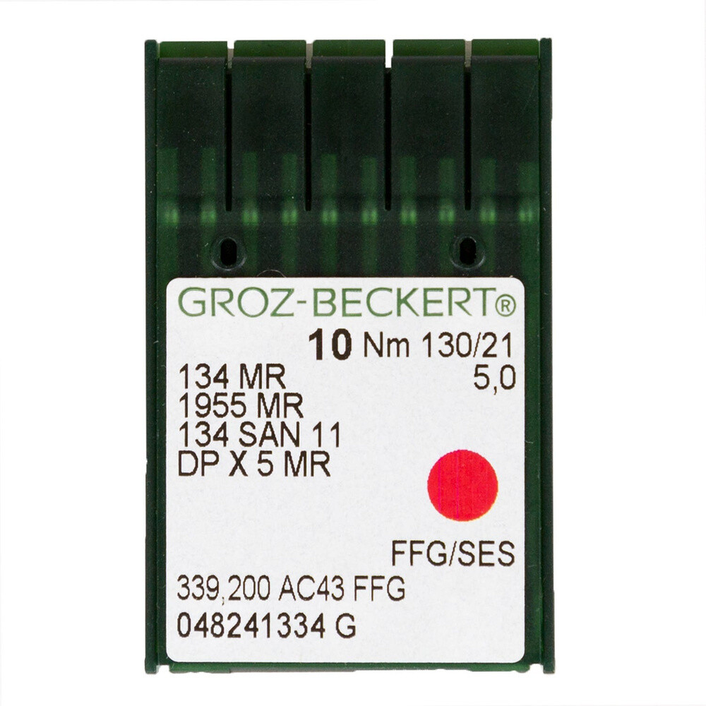 #21FFG 10ct - GrozBeckert Needles