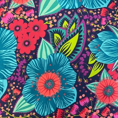 Honorable Mention in Turquoise 3-Yard Precut 108