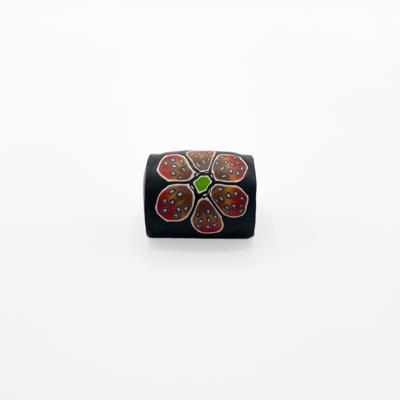 INNOVA Classic Sewhead Handle Magnet - Red Flower