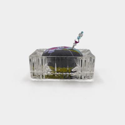 Purple & Teal Pin Cushion