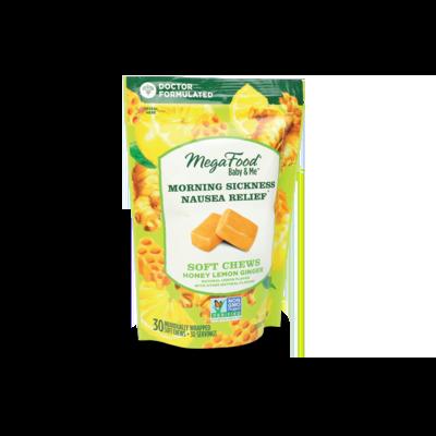 Megafood Baby Me Nausea Relief