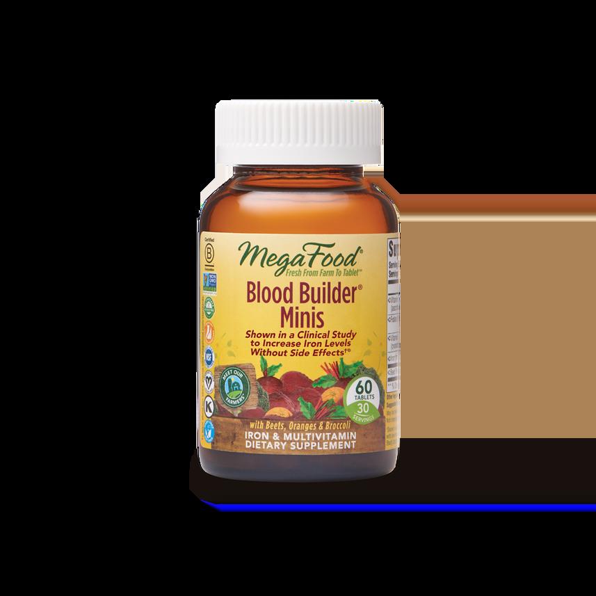 Megafood Blood Builder Mini 60tab