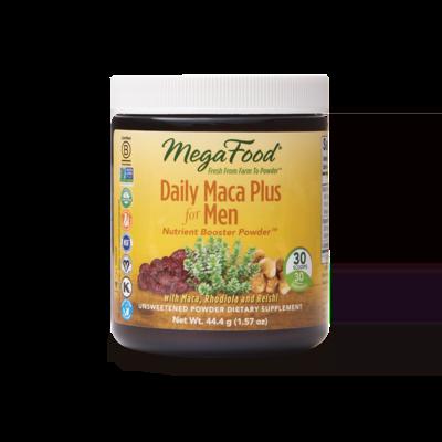Megafood Daily Maca Plus Men 30serv