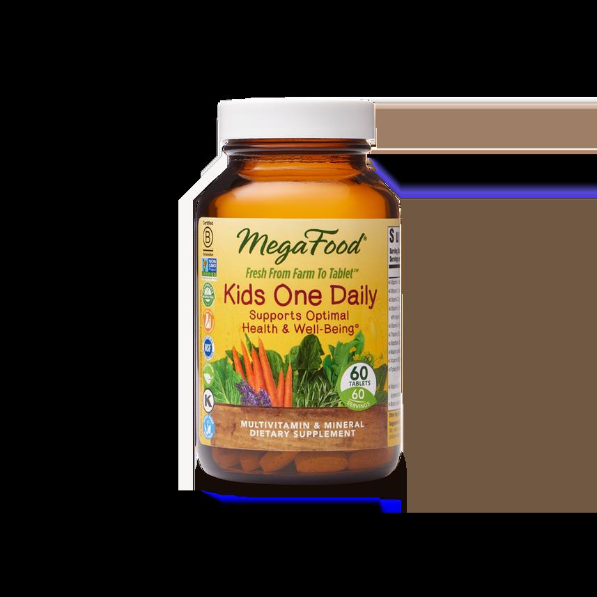 Megafood Kids One Daily 60tab