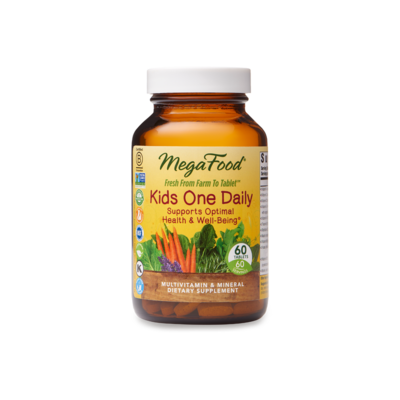 Megafood Kids One Daily 60tab