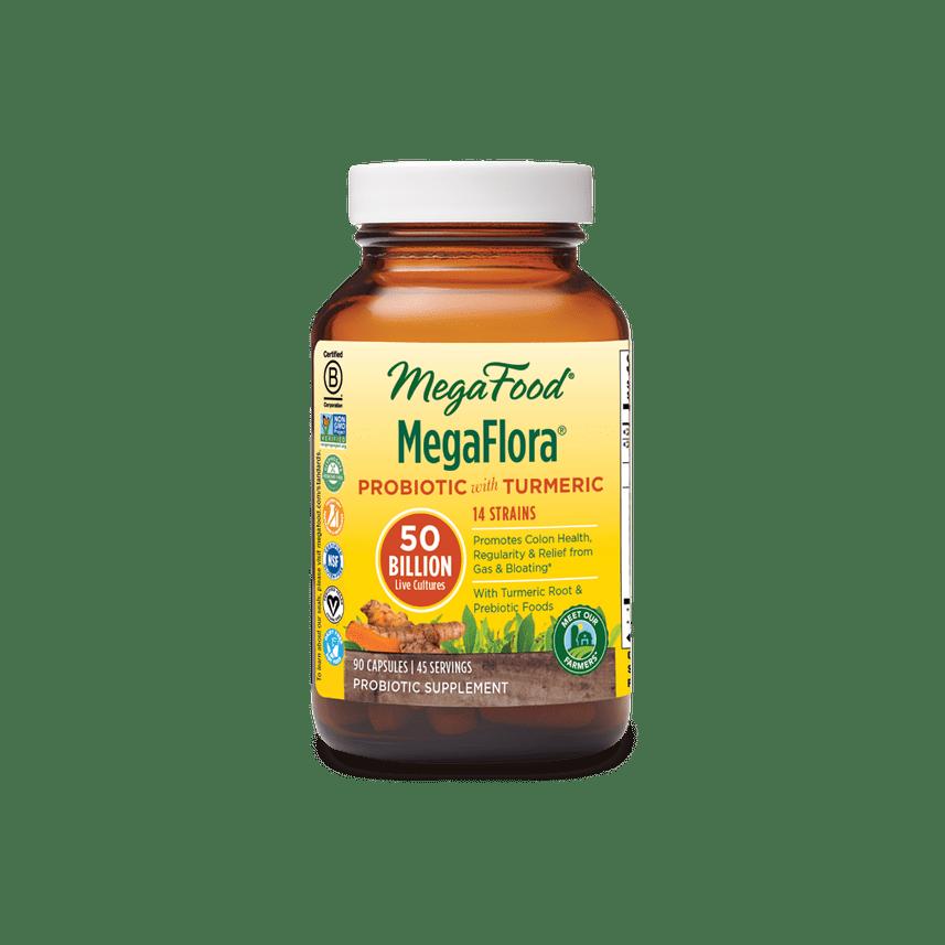 Megafood Megaflora Women 50BIL 60cap