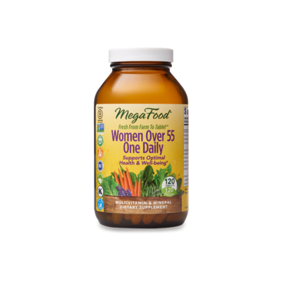 Megafood Multi Women Over 55 One Daily 120tab
