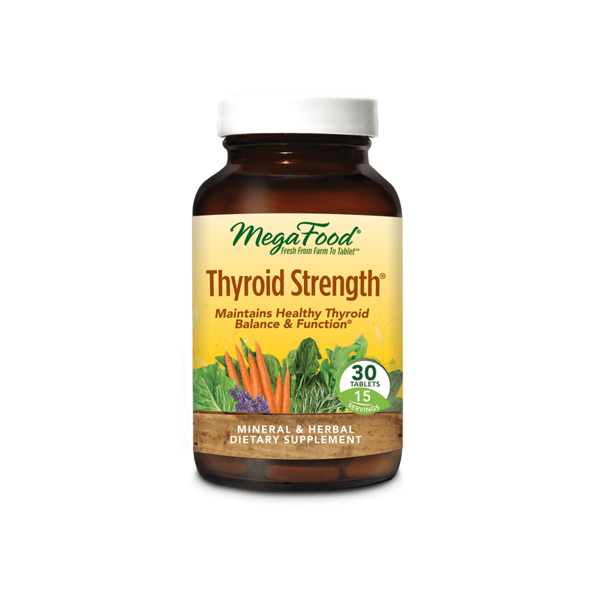 Megafood Thyroid Strength 30 tabs