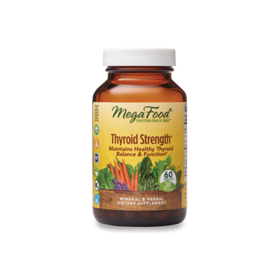 Megafood Thyroid Strength 60tab