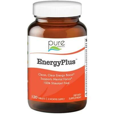 Pure Essence Energy Plus 120tab