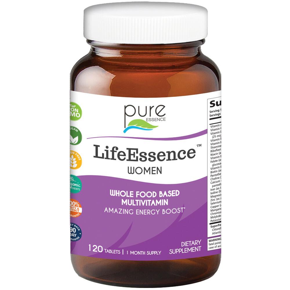 Pure Essence Life Essence Women 120tab