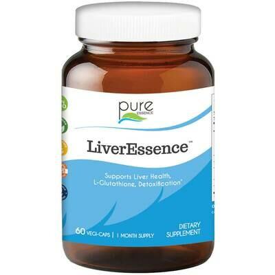 Pure Essence Liver Essence 60vcap