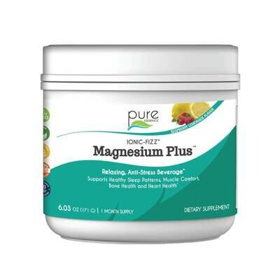 Pure Essence Magnesium Plus Rasp Lemon 171g