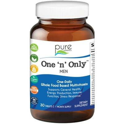 Pure Essence Mens One N Only 30tab
