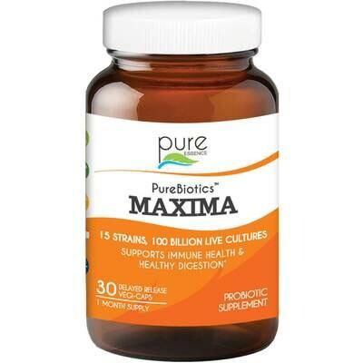 Pure Essence Maxima 100BIL 30cap