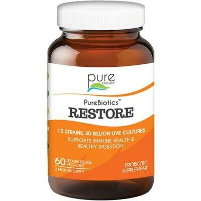 Pure Essence Restore 30BIL 60cap