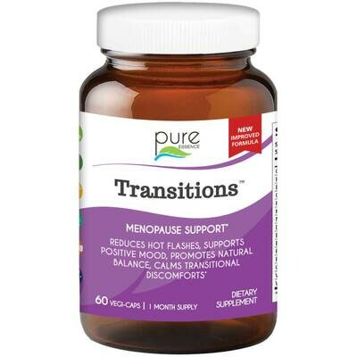 Pure Essence Transitions 60vcap