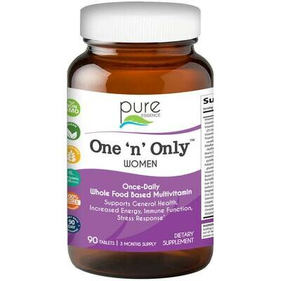 Pure Essence Womens One N Only 90tab