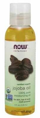 NOW Jojoba Oil Organic 4oz
