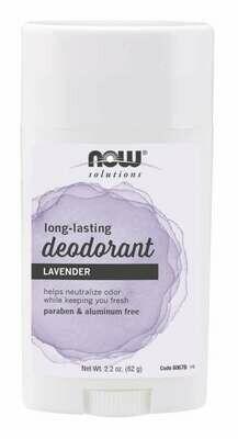 Now Deodorant Lavender 2.2oz