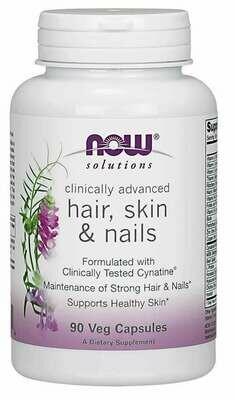 NOW Hair Skin Nails 90cap