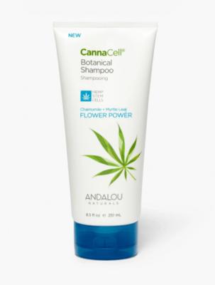 Andalou Cannacell Shampoo Flower
