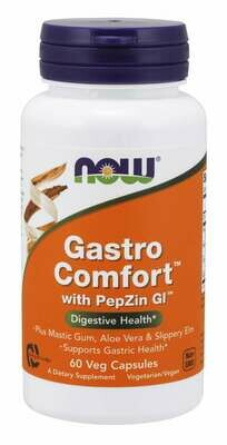 NOW Gastro Comfort 60cap