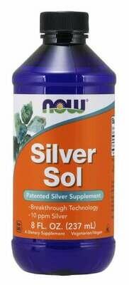 NOW Silver Sol 8oz
