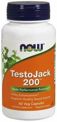 NOW TestoJack 200 60vcap