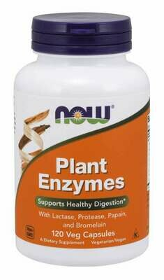 NOW Plant Enzymes 120