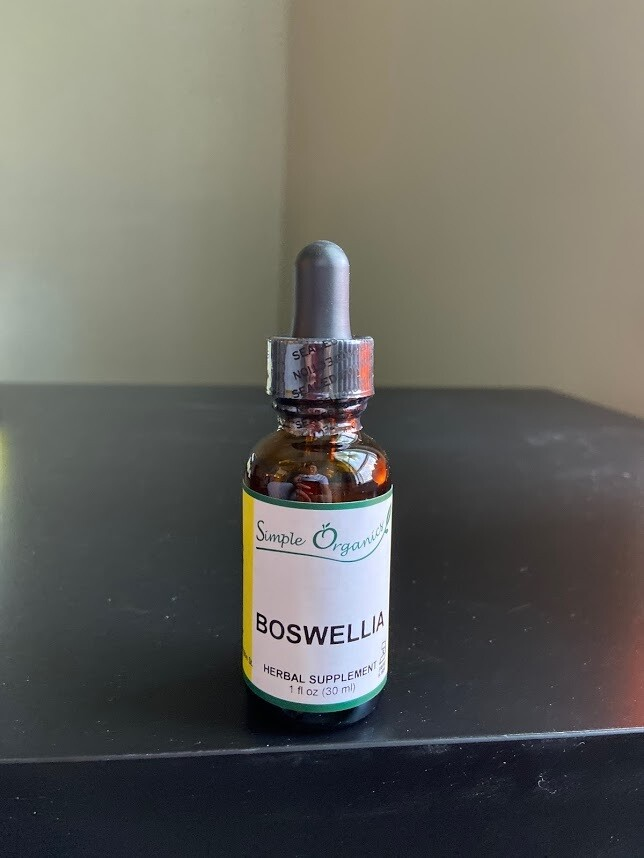 Simple Organics Boswellia 1oz