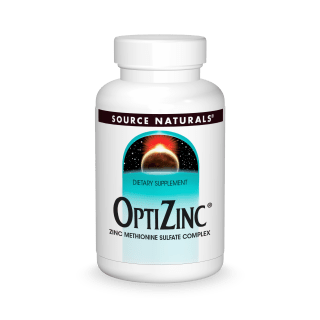 Source Naturals Optizinc 240