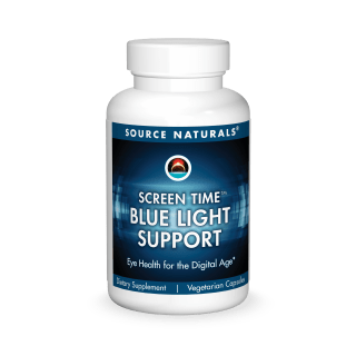 Source Naturals Screen Time Blue Light Support