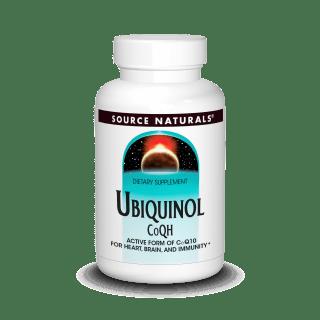 Source Naturals Ubiquinol 30